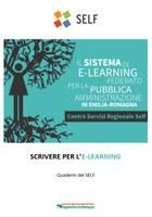 Scrivere per l'e-learning