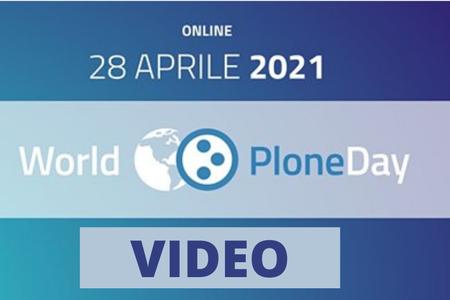 Materiali video del World Plone Day 2021